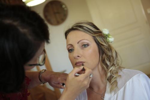 Aurélie (préparatifs)