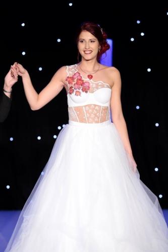 Bustier mariée (Salon du mariage 2017)
