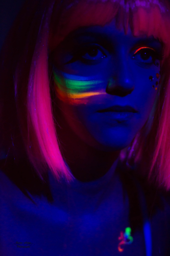 Face Painting Fluo