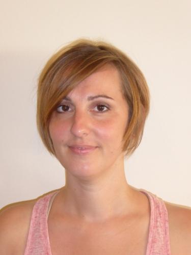 Audrey (après) coiffure