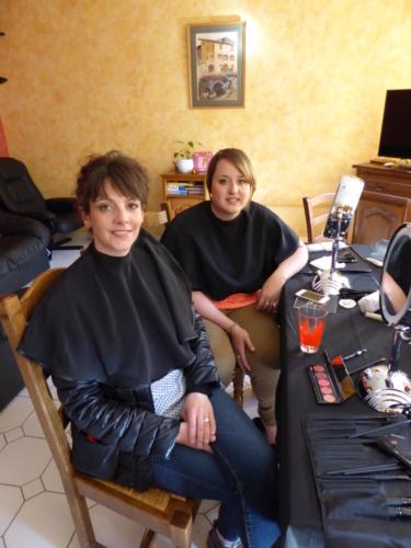 Cours maquillage Privé