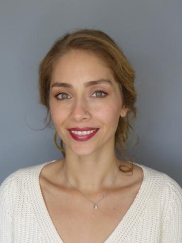 Mathilde - essai maquillage mariée