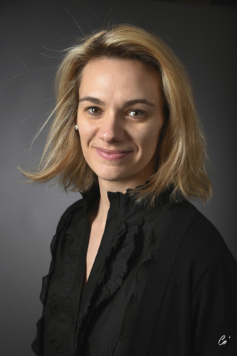 Sandrine (avant)